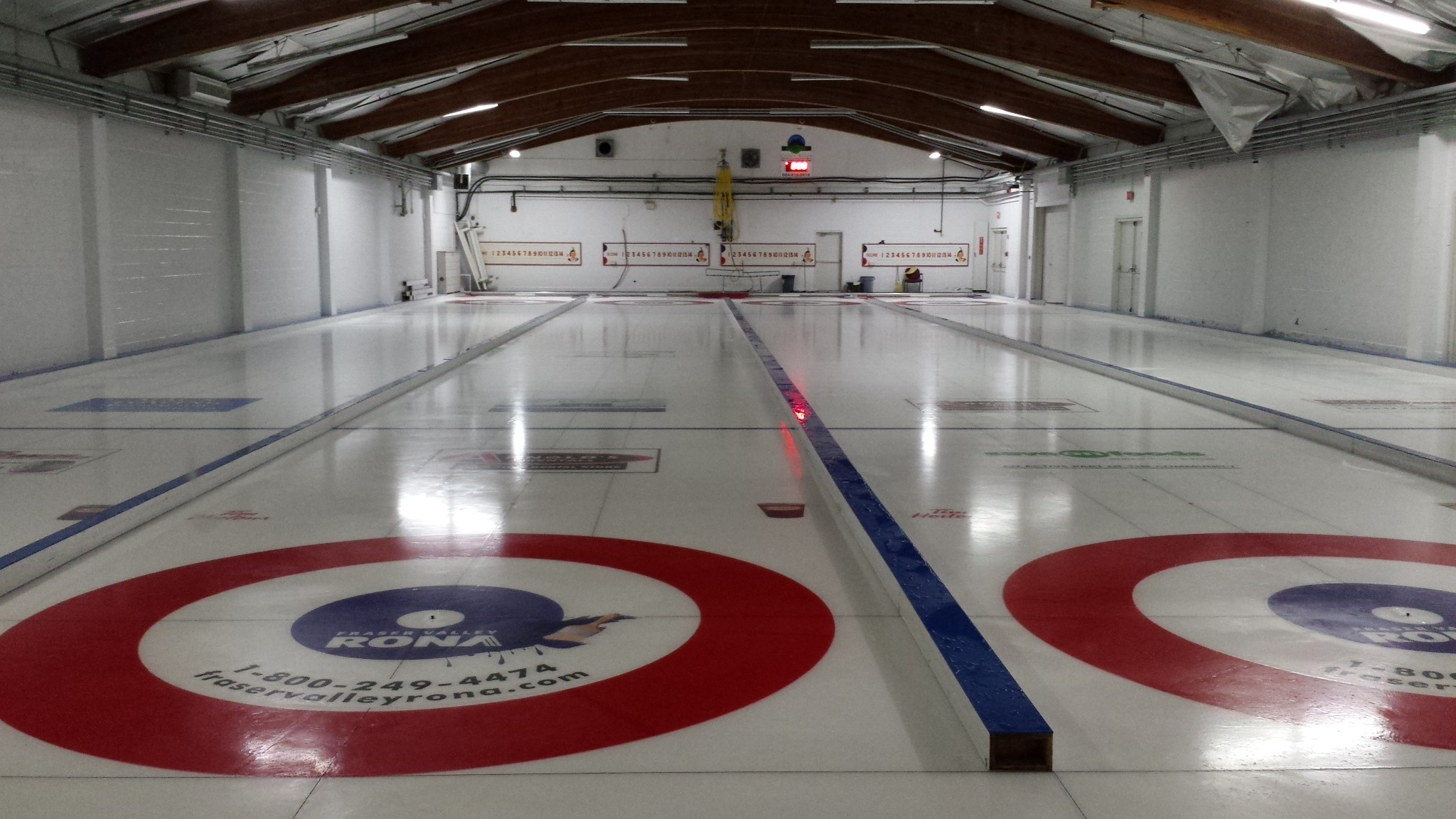 Fees for 2016-2017 Curling Season