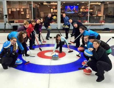 Start of the Curling Season 2017-2018